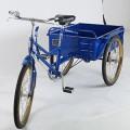 长安街的三轮车